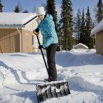 Sub zapada? Intampina iarna cu uneltele pentru zapada Fiskars
