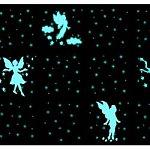 Tavane fotoluminiscente pentru camera copiilor