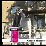 Termoizolare perete exterior -- fixare plasa (partea a III-a)