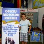Zile norocoase pentru clientii Praktiker Romania: 3 masini au fost deja castigate!