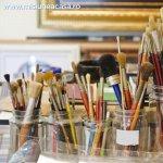 Amenajeaza-ti micul atelier de pictura