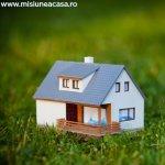 Amplasarea casei pe teren in regim izolat