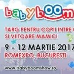 Baby Boom Show: Primul targ pentru copii si viitoare mamici are loc intre 9 si 12 martie la ROMEXPO