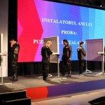 Bosch desemneaza instalatorul anului 2016 intr-o atmosfera festiva