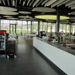 Cantina moderna la fabrica Bosch din Blaj