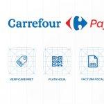 CarrefourPay: o singura aplicatie, multiple posibilitati, in 3 etape simple!