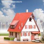 Casa cu depozit pasiv anual de caldura