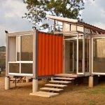 Casa din container – O locuinta accesibila excentrica (Partea a II-a)