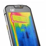 Cat® S60,  primul smartphone din lume cu camera termica integrata