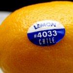 Ce ne spun codurile de pe fructe
