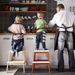 Cercetare IKEA: 81% dintre copiii din Bucuresti ajuta la pregatirea mesei