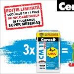 Ceresit CM 11 PLUS - Editie Limitata
