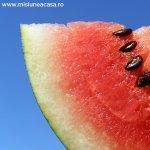 Cu ce alimente te hidratezi in perioadele de canicula