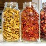 Cum deshidratezi fructele si legumele