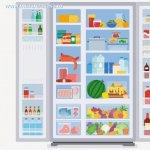 Cum organizezi corect alimentele din frigider
