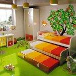 Cum sa decorezi o camera care sa-l multumeasca atat pe baietel, cat si pe fetita
