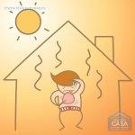 Cum sa limitezi efectele pe care le are canicula asupra casei
