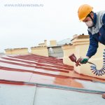 Cum vopsesti tabla de pe acoperis