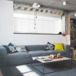 Design de apartament pentru oameni creativi