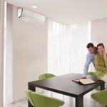 Eficienţă energetică cu sistemele de climatizare AVI Compact