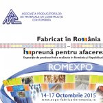 FABRICAT IN ROMANIA - IMPREUNA PENTRU AFACEREA TA