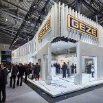 GEZE lanseaza noi produse inovatoare la targul BAU din Munchen