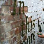 Graffiti verde - inspiratie pentru casa