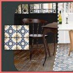 Infografie: tot ce trebuie sa stii despre placile decorative colorate – terrazzo!