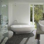 Kuma aduce designul modern in baia ta