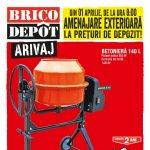 La Brico Dépôt începe sezonul amenajărilor exterioare