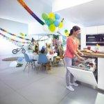 Miele Romania lanseaza prima masina de spalat vase cu tehnologia patentata Knock2Open