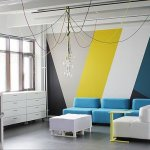 Motive geometrice in designul de interior