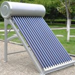 Panouri solare nepresurizate pentru apa calda menajera