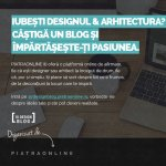 PIATRAONLINE lanseaza 10DesignBlog - proiect pentru tinerii pasionati de arta decorativa si design de interior