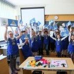 Praktiker Romania continuă campania educaţională - ORA DE CREAȚIE și ajunge în Ploiești