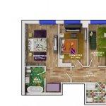 Praktiker Romania daruieste un apartament cu 4 camere, la cheie, in Palladium Residence