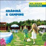 Praktiker România lansează unicul catalog de GRĂDINĂ & CAMPING de pe piața locală, cu peste 1.000 de produse dedicate petrecerii timpului în aer liber