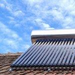 Presiunea apei in functie de inaltimea coloanei la panourile solare nepresurizate