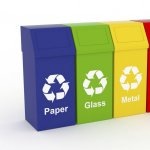 Reciclare becuri si acumulatori
