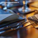 Reguli de baza in aranjarea mesei