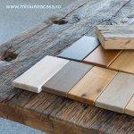 Tipuri de lemn romanesc pentru fabricarea mobilei