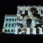 Video-mapping - Cum sa ai cele mai spectaculoase decoratiuni de Craciun