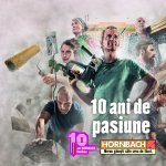 10 ani de pasiune HORNBACH - noua campanie aniversara de publicitate