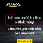 A inceput Black Friday 2017 la Flanco!