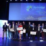 Au fost alesi castigatorii competitiei internationale PowerUp!