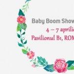 Baby Boom Show – evenimentul anului pentru intreaga familie