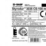 BASF isi certifica voluntar panourile de izolatie Styrodur