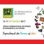 BIFE-SIM 2017 si Misiunea Casa te invita sa descoperi fascinanta lume a mobilei!
