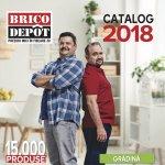 Brico Depot lanseaza a treia editie a celui mai mare catalog de bricolaj si amenajare a locuintei din Romania