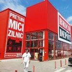 Brico Depôt Romania incepe procesul de rebranding al portofoliului de magazine Praktiker